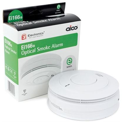 Picture of Ei166e - Optical Smoke Alarm
