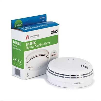 Picture of Ei146RC - Optical Smoke Alarm
