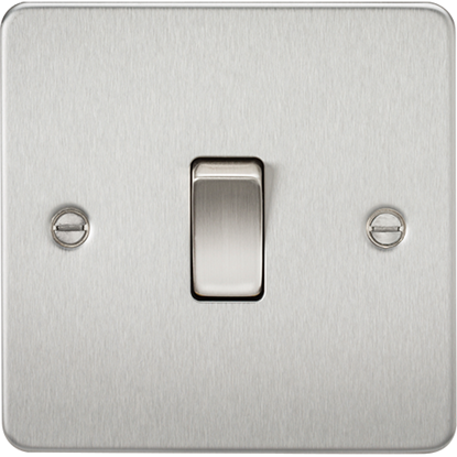 Picture of 20AX 1 Gang 2 Way Switch - Brushed Chrome