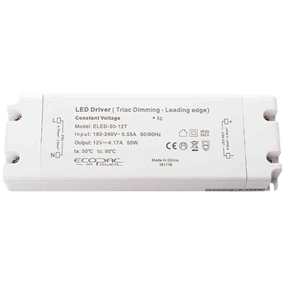 Picture of 50W 12V Triac Dimmable LED Driver