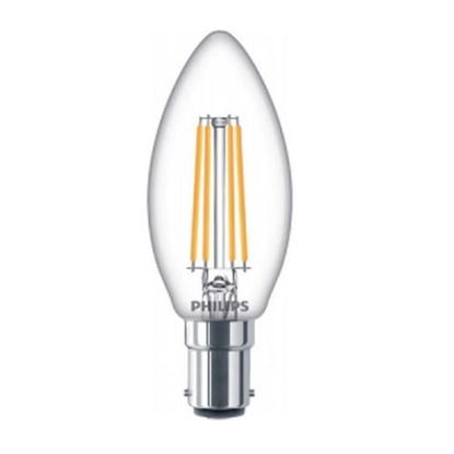 Picture of 4.3-40W Non-Dimmable Classic LED Candle B15