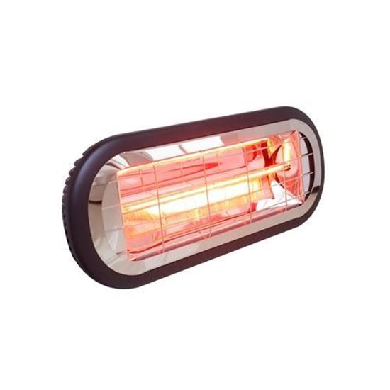 Picture of Airmaster 2KW Mini Wall Mounting Infrared Heater 1.8m IP65