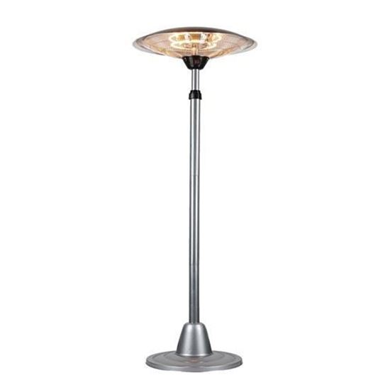 Picture of Airmaster 2KW 2 Element Infrared Pedestal Patio Heater - IP34