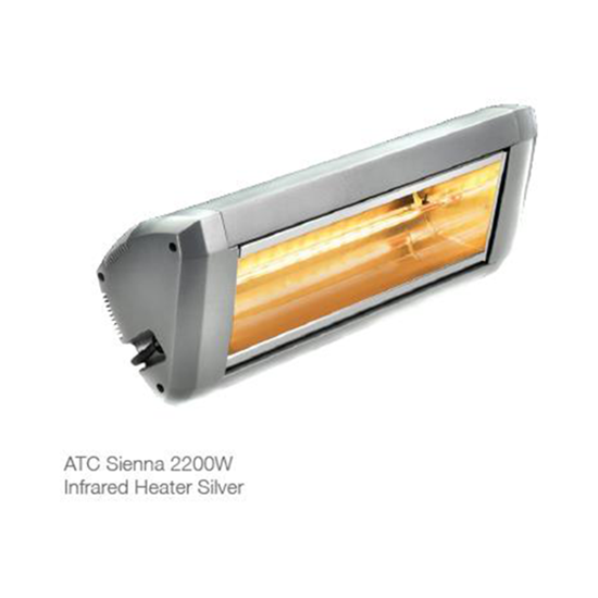 Picture of Sienna 2200W Outdoor Infrared Electric Heater IP55