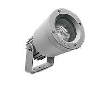 Picture of Hubble Small Grey Wall Fixture